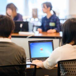 e2プロジェクト2015 パソコン講習会 協力:ブラックロック・ジャパン株式会社 さま 撮影:LIFE.14