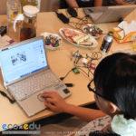 【e2パソコン講習会】個性的な高校生たち