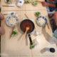 【クッキング】挽肉×生にんにく、タバスコ、ケチャップ、粉チーズでキーマカレーを作る