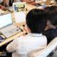 e2プロジェクトのパソコン講習会 2018年9月は4人の高校生が参加してくれました